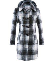 cappotto con cappuccio (argento) - bpc bonprix collection