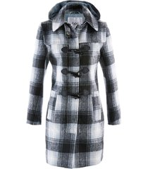 cappotto con cappuccio (argento) - bpc bonprix collection