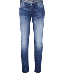 vanguard jeans v8 racer mid blue