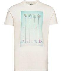 print tee t-shirts short-sleeved rosa kronstadt