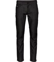2 mb straight denton raw black jeans zwart tommy hilfiger