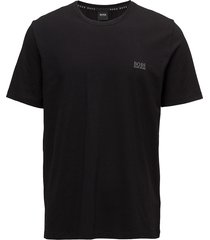 mix&match t-shirt r t-shirts short-sleeved svart boss