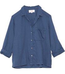 blaine shirt in blue dusk