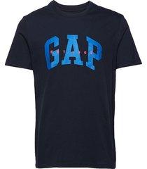 arch est 69 t t-shirts short-sleeved blå gap