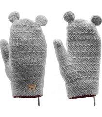 guantes albert gris topsoc