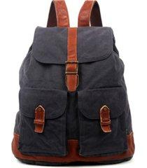 tsd brand trail breeze canvas backpack
