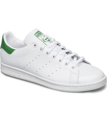 stan smith låga sneakers vit adidas originals