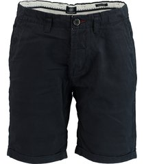 dstrezzed shorts dense twill 515086/649 bermuda blauw