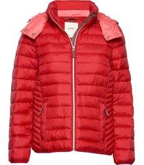 jackets outdoor woven gevoerd jack rood esprit casual