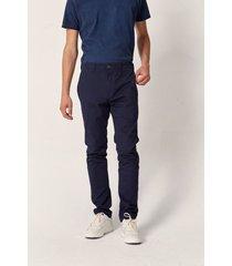 pantalón azul prototype chino twill 196