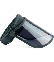bluestone sunshields full lux visor in black at nordstrom