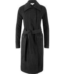 cappotto in misto lana maite kelly (nero) - bpc bonprix collection