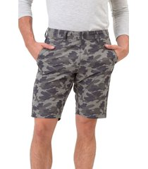 men's 7 diamonds velocity hybrid shorts, size 42 - green