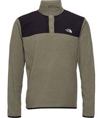 m tkaglcr snpnk po sweat-shirts & hoodies fleeces & midlayers groen the north face