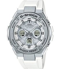 reloj blanco g shock gst_s310_7a - superbrands
