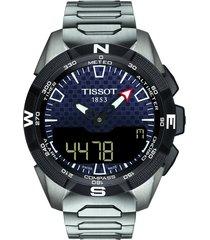 reloj tissot hombre t110.420.44.051.00