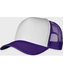 czapka (bez nadruku, gładka) - fioletowa