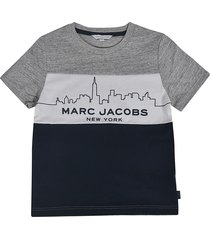 little marc jacobs classic printed t-shirt