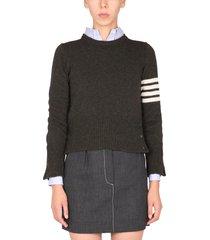 thom browne wool sweater