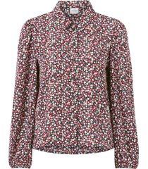 skjorta jdypiper l/s puff shirt wvn