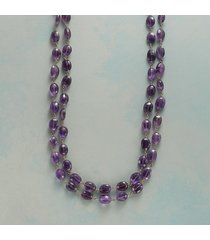 sweet violet necklace