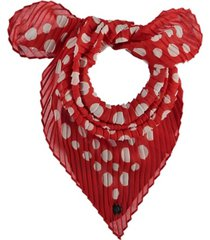 fraas crinkle dots scarf