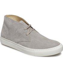 liam s desert boots snörskor grå shoe the bear