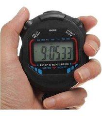 reloj cronometro cronografo temporizador wonder contador digital