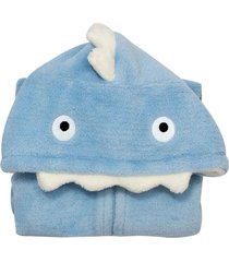 pijama fantasia beb㪠0-3 meses flannel  camesa azul escuro - multicolorido - dafiti