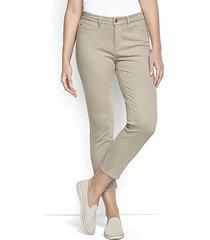 concord cropped jeans, khaki, 18