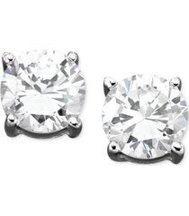 eliot danori cubic zirconia stud (1 ct. t.w.) earrings, created for macy's