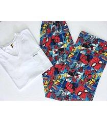pijama hombre / spiderman / pantalon
