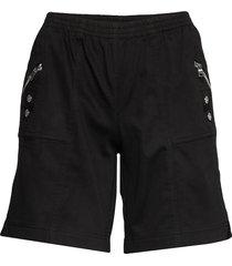 sc-akila bermudashorts shorts svart soyaconcept