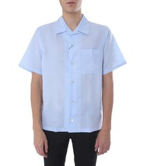 kenzo casual fit shirt