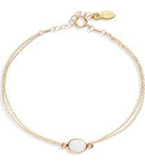 women's set & stones maddox station bracelet