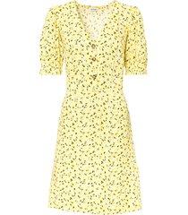 abito in viscosa sostenibile (giallo) - bodyflirt
