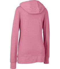 lichte hoodie met print