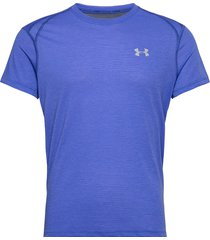 ua streaker 2.0 shortsleeve t-shirts short-sleeved blå under armour