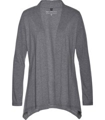 cardigan in jersey (grigio) - bpc selection