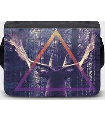 torba na ramię duża triangle deer 3