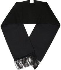 silk tux scarf