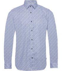 matrostol b3 overhemd business blauw matinique