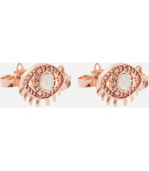 vivienne westwood women's rahmona earrings - pink gold light pink