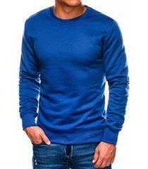 ombre sweater heren effen klassiek sax