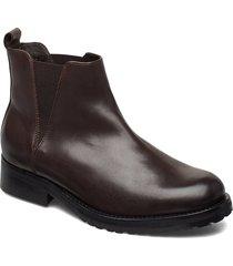 ave chelsea - brown shoes chelsea boots brun royal republiq
