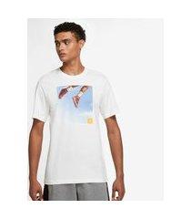 camiseta jordan jumpman photo masculina