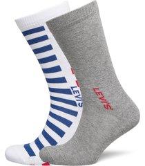 levis men regular cut spliced strip underwear socks regular socks vit levi´s