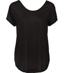 maglia con scollo profondo sulla schiena (nero) - bodyflirt