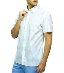 camiseta ss stretch ctn htch shirt calvin klein