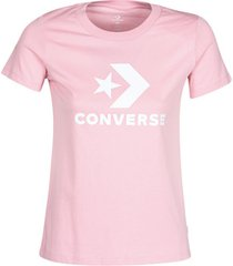 t-shirt korte mouw converse converse star chevron tee